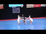 Кудреватых Алена | UP&UP DC| Чемп Мира по данс-шоу (Германия, Риза 2010)